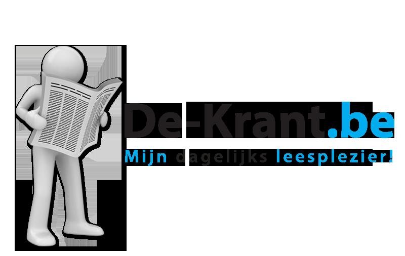 De-Krant.be is uw dagelijks leesplezier aan huis geleverd.